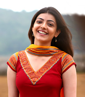 Tamil Actress Kajal Agarwal