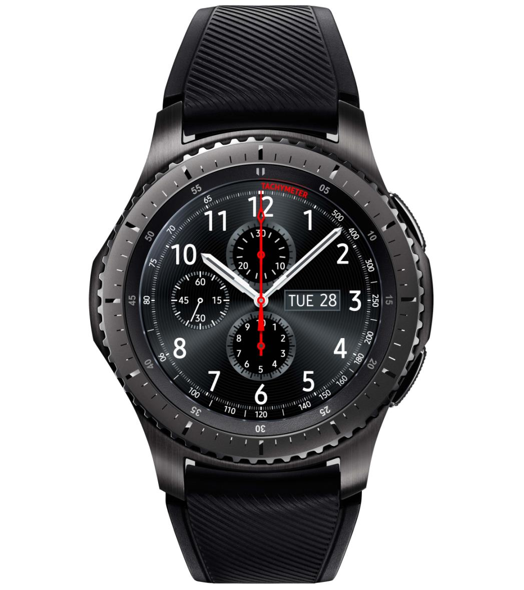 Samsung Gear S3 average battery life