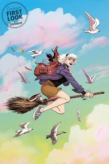 """Comic: Próxima miniserie de """"Sabrina la bruja adolescente"""""""