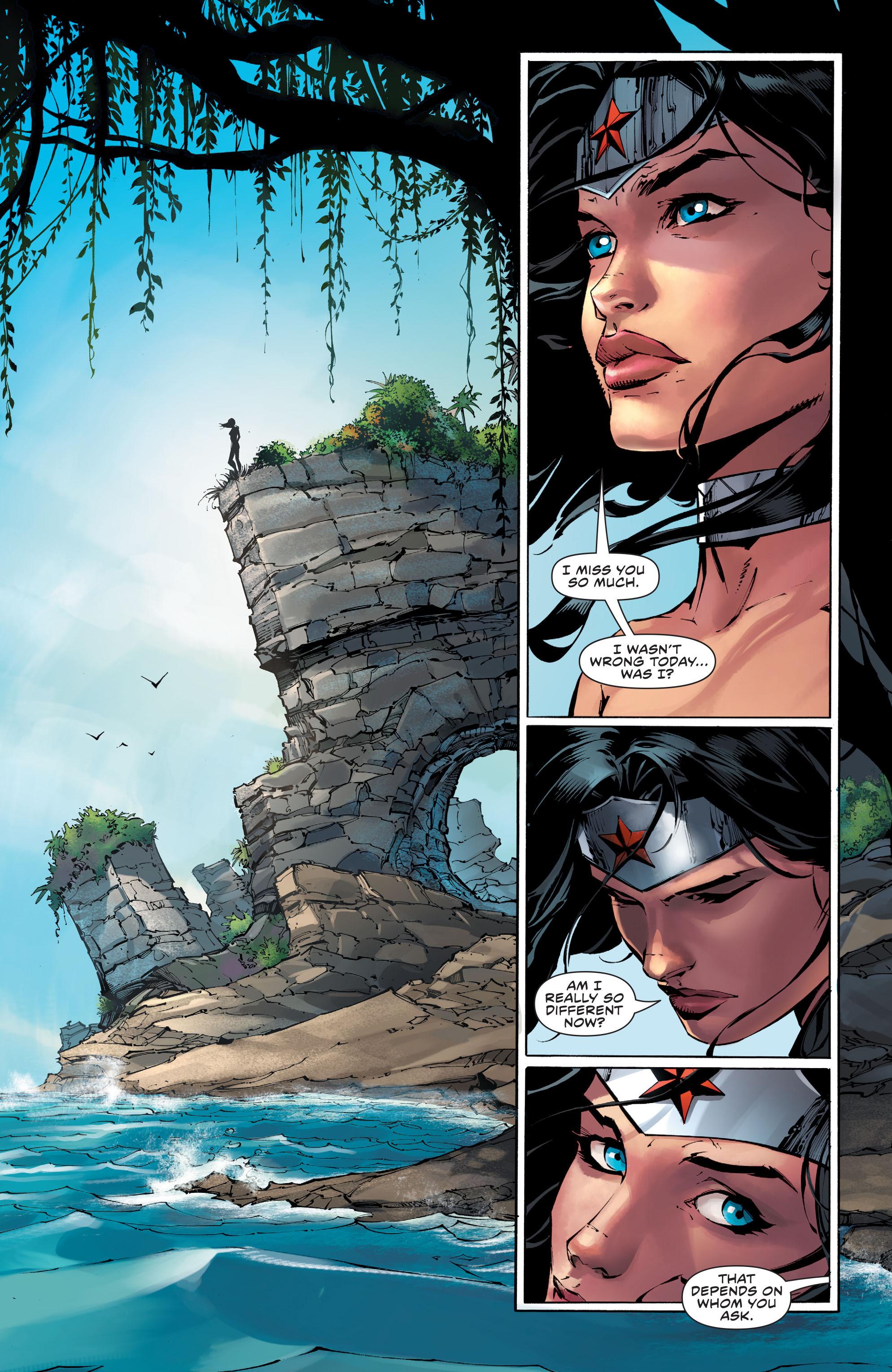 Read online Wonder Woman (2011) comic -  Issue #39 - 13