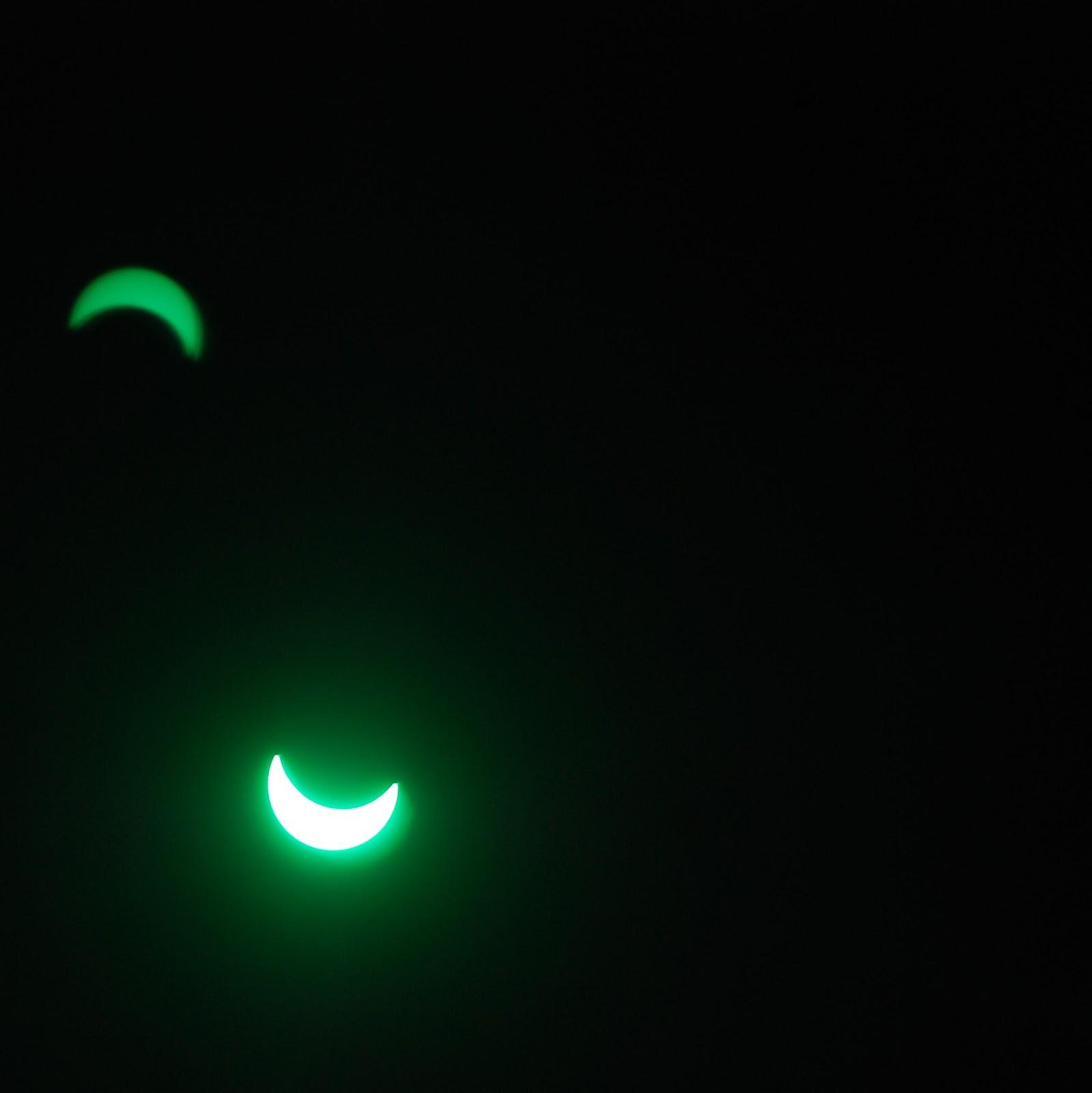 Zaćmienie słońca 20 marca 2015 Polska. Sosnowiec