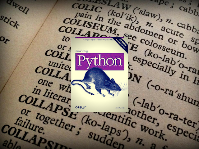 Learning Python - An Exclusive Book Review of best selling python beginners book