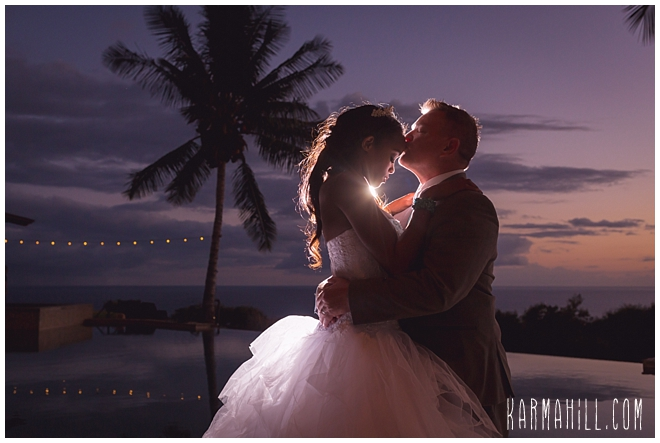 West Maui Wedding