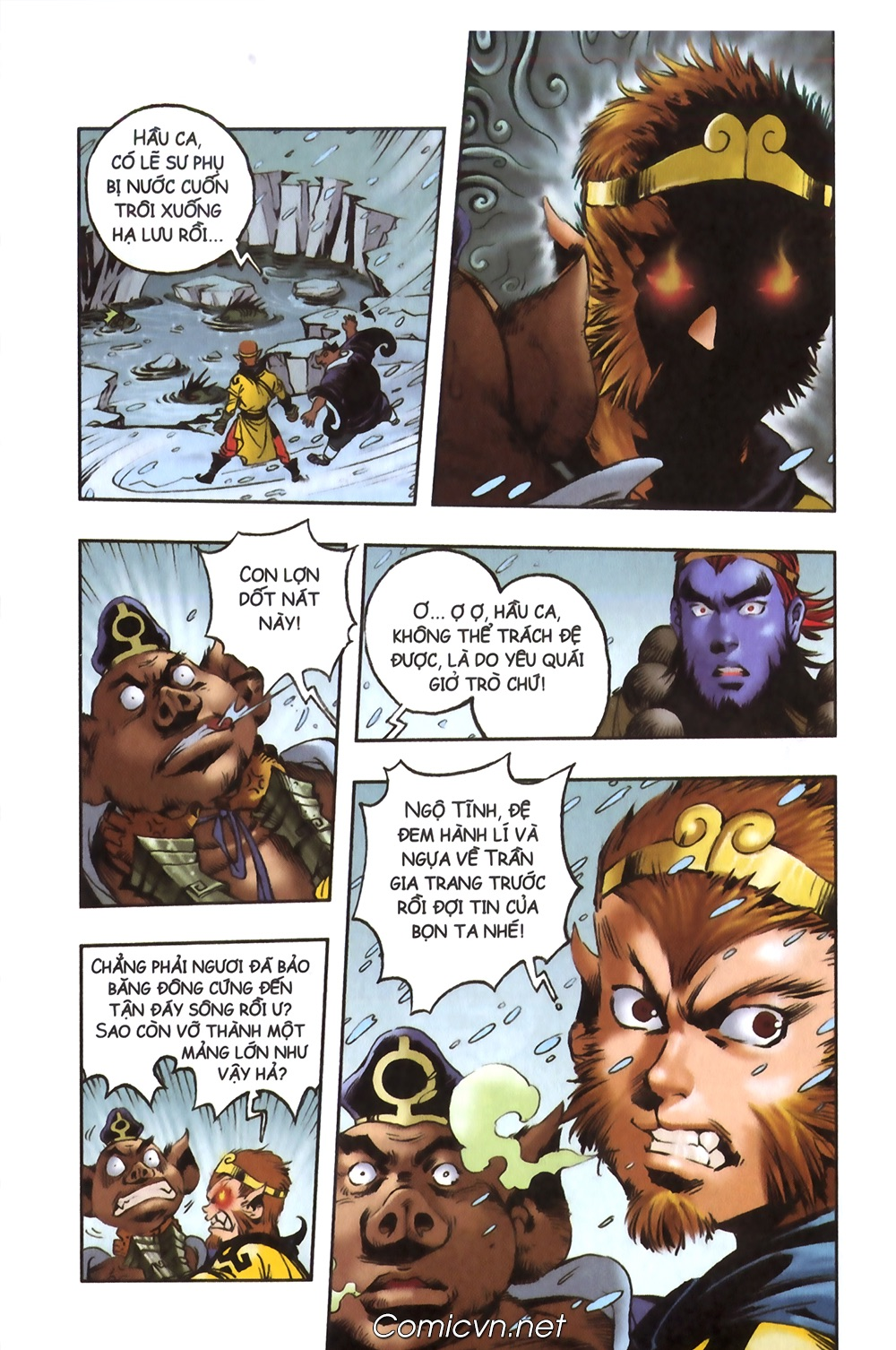 Tây Du Ký màu - Chapter 94 - Pic 12