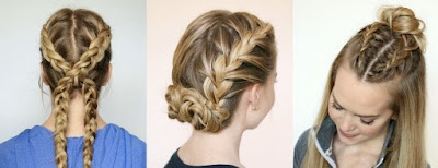 Sporty Hairstyles For Short Hair Picture 1