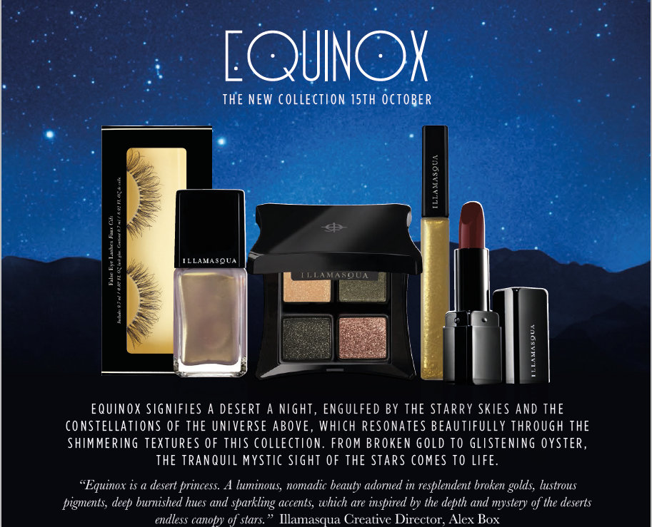 Illamasqua Equinox Collection