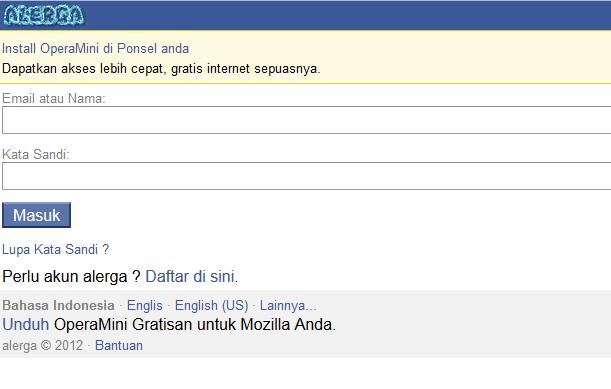 belajar php script dcms facebook
