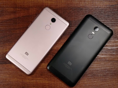 List of Xiaomi Smartphones launched in 2017