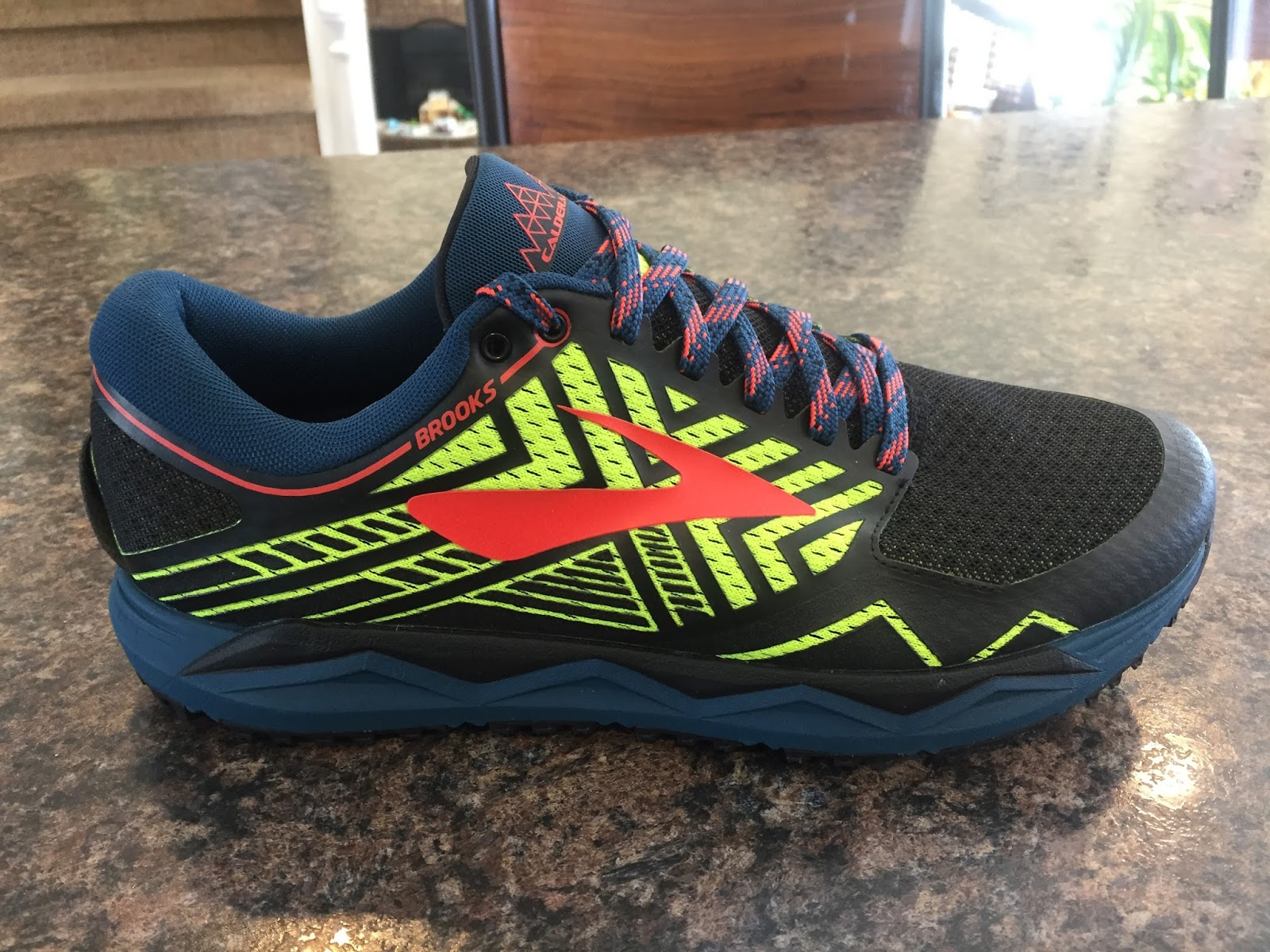 9c4bfabc1c78a Brooks Caldera 2 Review - All of the Goodness of the Original Caldera with  an Improved Upper