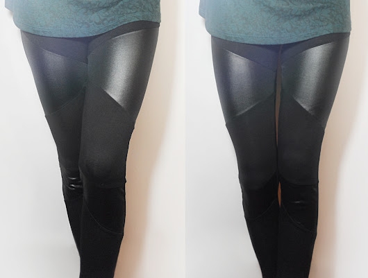 Comfy Rosegal Bodycon Leggings | Review