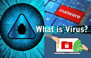 perbedaan malware dan ransomware