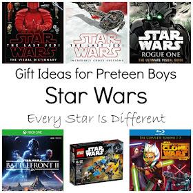 Star Wars Gift ideas