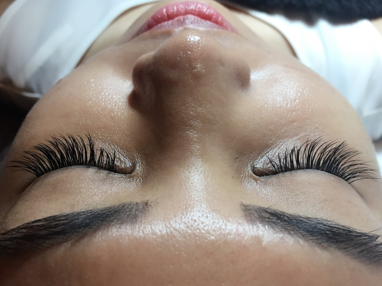 4ccf0535323 Milly's Eyelash Extension REAL Review | Serene's Blog