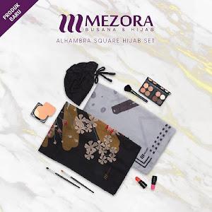 Mezora Alhambra Square Hijab Set