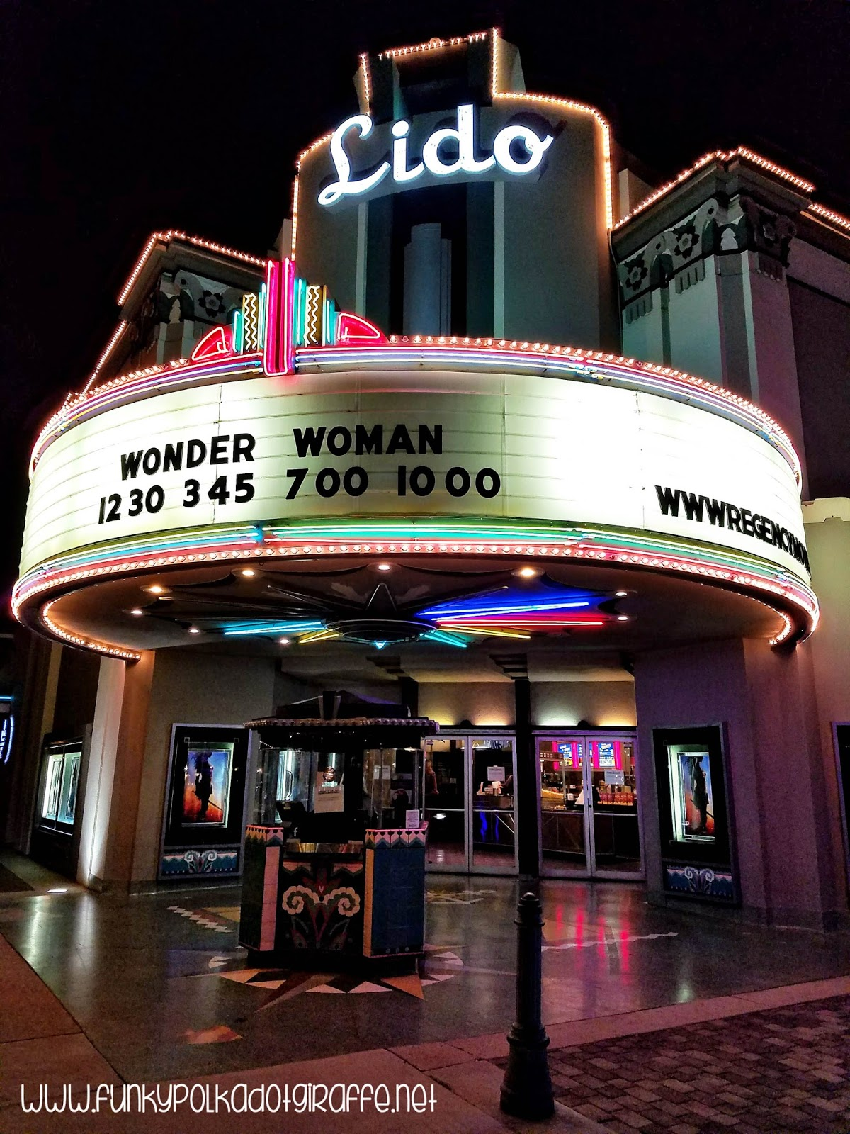lido movie theater