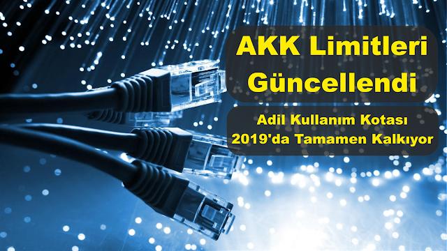 Türk Telekom'da Adil Kullanım Kotası 1 Ocak'da Kalkacak Mı?