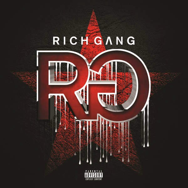 Rich Gang - Rich Gang (Deluxe Version) Cover