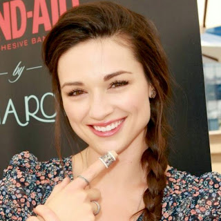 Crystal Reed.
