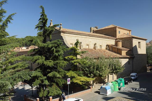 Convento de San Francisco de Viana, Navarra