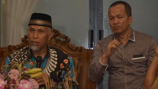 Pimpinan DPRD Padang Harapkan Pemilu Serentak Berjalan Damai
