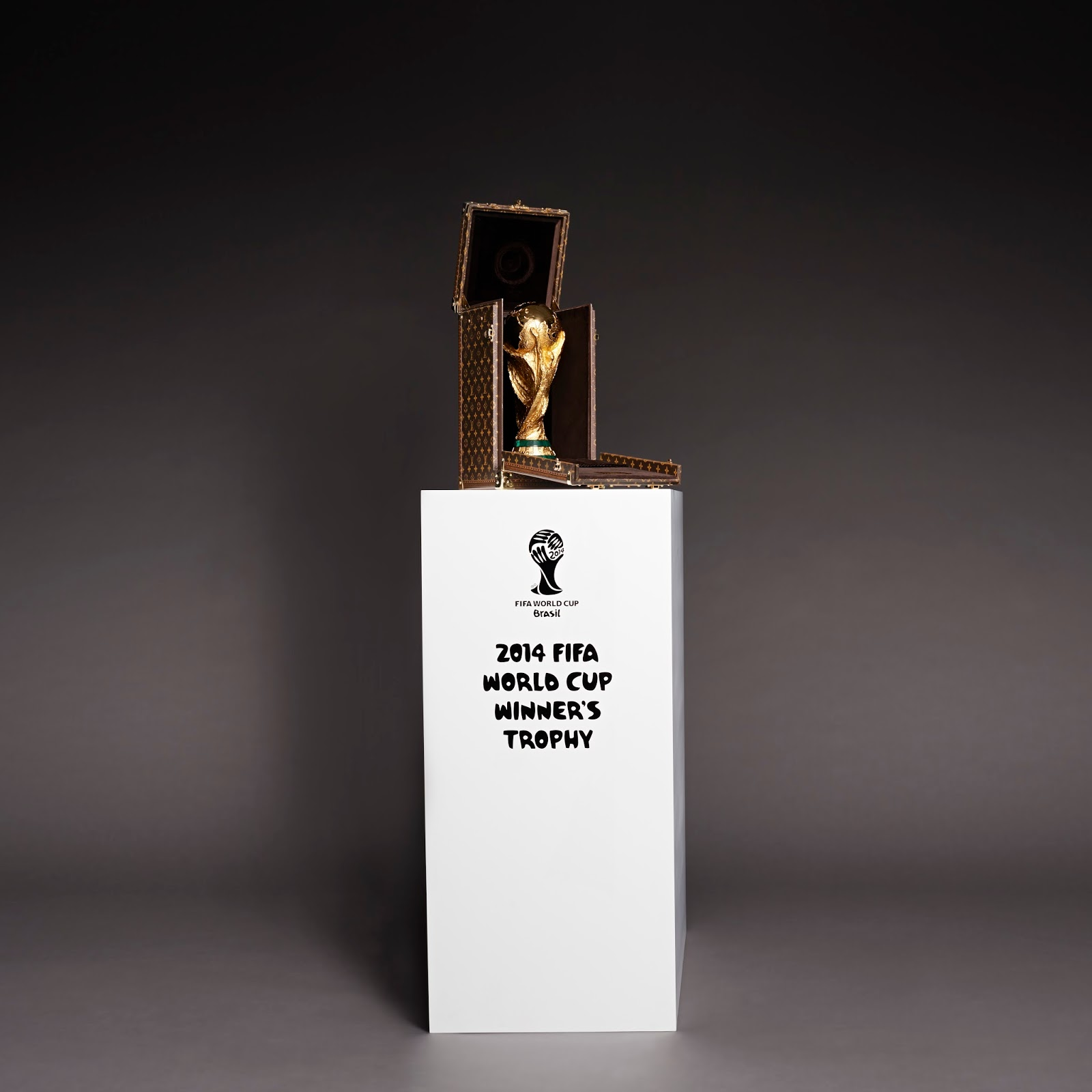 Louis Vuitton Case for The FIFA World Cup Trophy