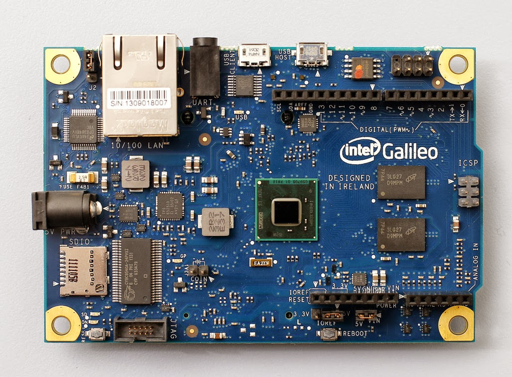 Intel has announced the release of the mini-computer on board Galileo, the first of its kind built around its ultra-low power processor X1000 Quark.