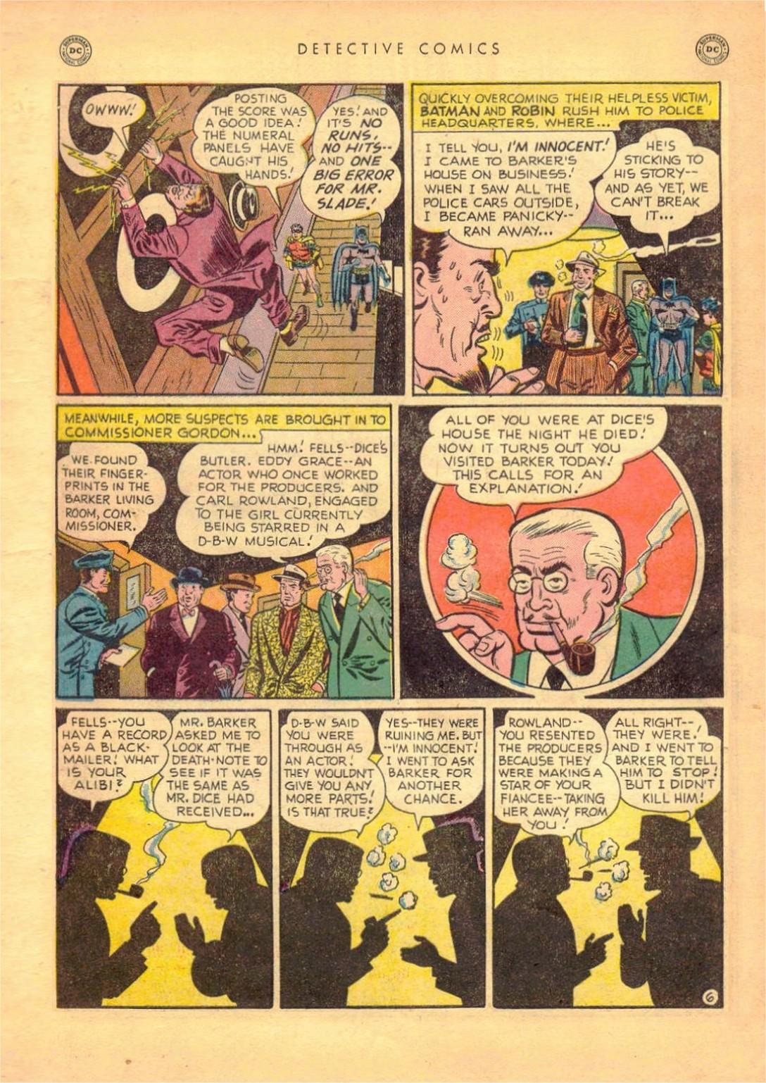 Read online Detective Comics (1937) comic -  Issue #161 - 8