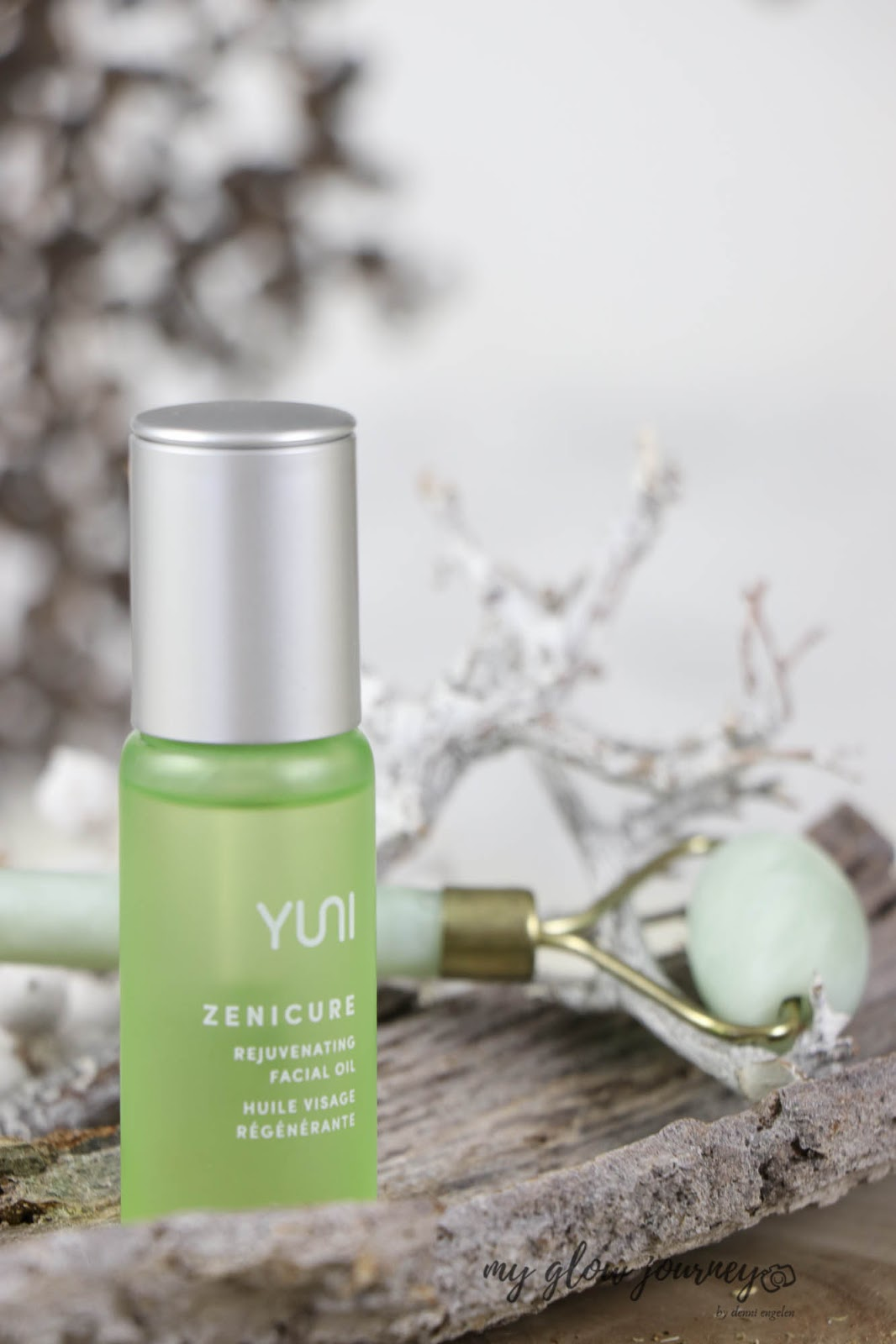 ZENICURE Rejuvenating Facial Oil