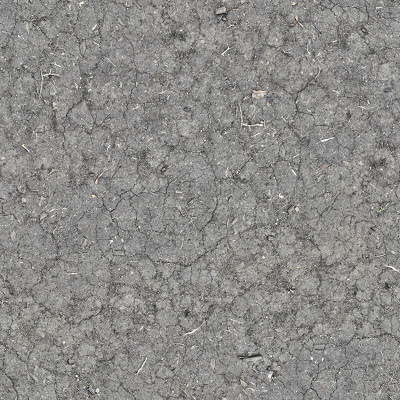 Seamless hardened dirt ground texture