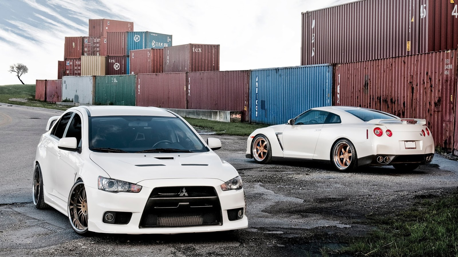 Mitsubishi Evo Wallpaper Backdrop Www Topsimages Com