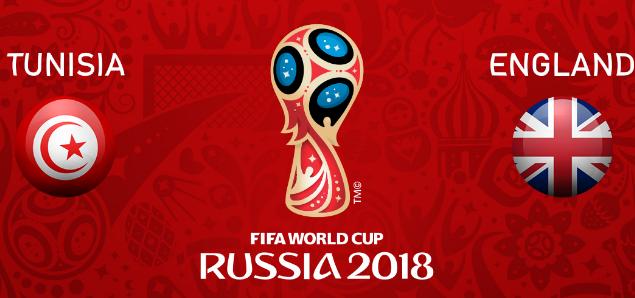 شاهد مباراة تونس وانجلترا كاس العالم روسيا 2018