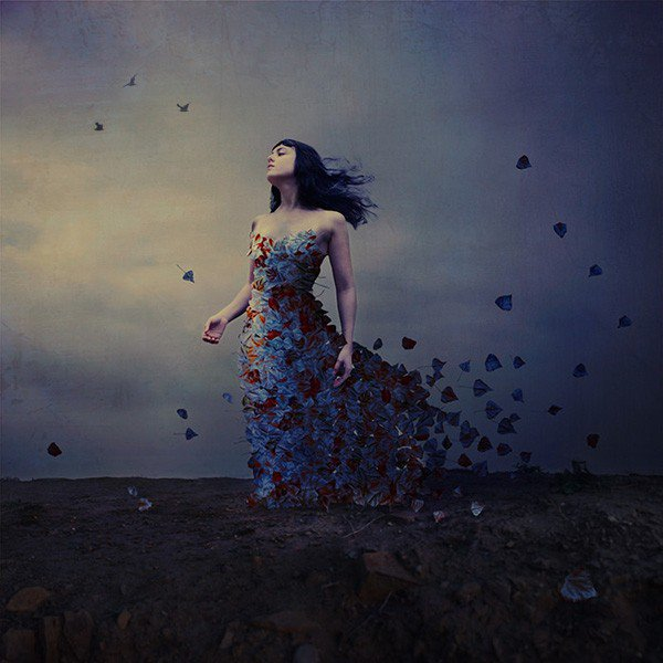 Gorgeous Photography Works by Brooke Shaden