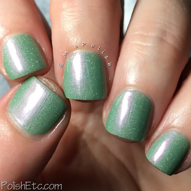 KBShimmer - Wanderlust Collection - McPolish - Cactus If You Can
