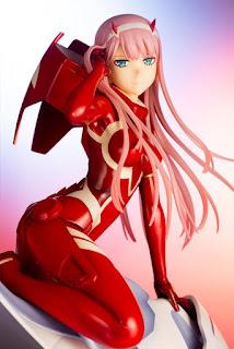 Zero Two 1/7 de Darling in the FranXX - Kotobukiya