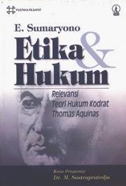 Buku Etika dan Hukum