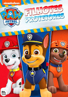 Paw Patrol: Filhotes Protetores - DVDRip Dublado