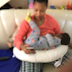 DON'T OPEN IF YOU ARE UNER 20!! Tonto Dike Breaks The Internet After Posting Photos Of Herself Brea'stfeeding Her Baby {Must See}