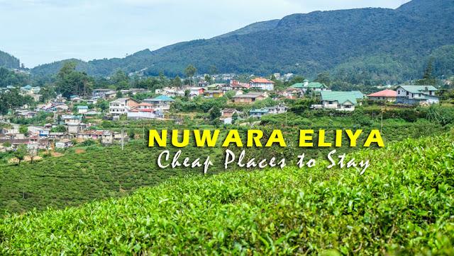 Cheap hotels in Nuwara Eliya