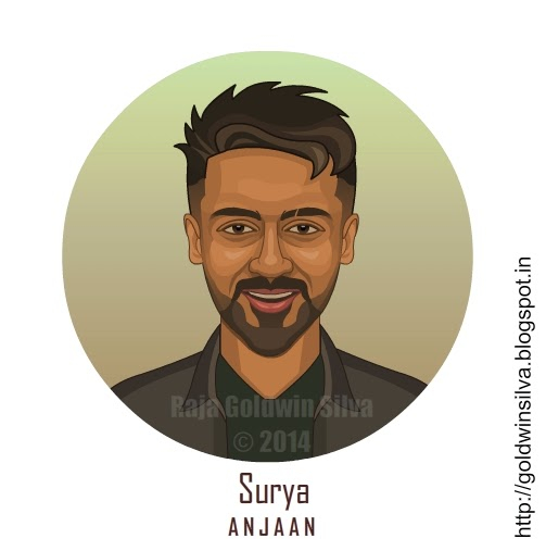 surya cartoon