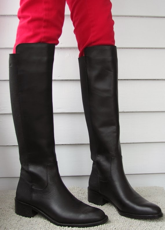 ce6b609f979 Howdy Slim! Riding Boots for Thin Calves: BCBGeneration Jericho