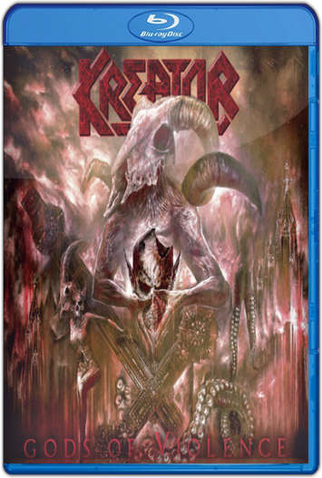 Kreator - Gods Of Violence (2017) HD 1080p