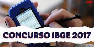 Apostilas IBGE 2017 – Todos os Cargos em PDF (download) e Impressa
