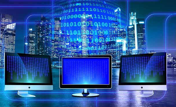 Jaringan computer adalah sebuah kumpulan computer Pengertian,Fungsi dan manfaat jaringan komputer
