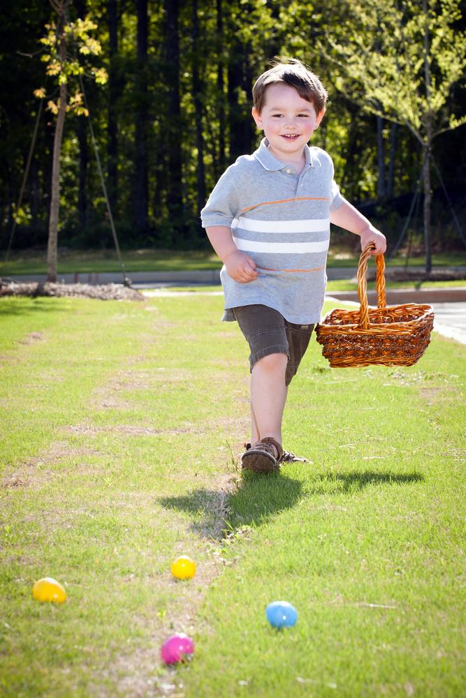 Osage Beach City Park Easter Egg Hunt