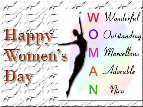 Women's Day Whatsapp Status Messages DP Images Facebook Hike Sticker Timeline