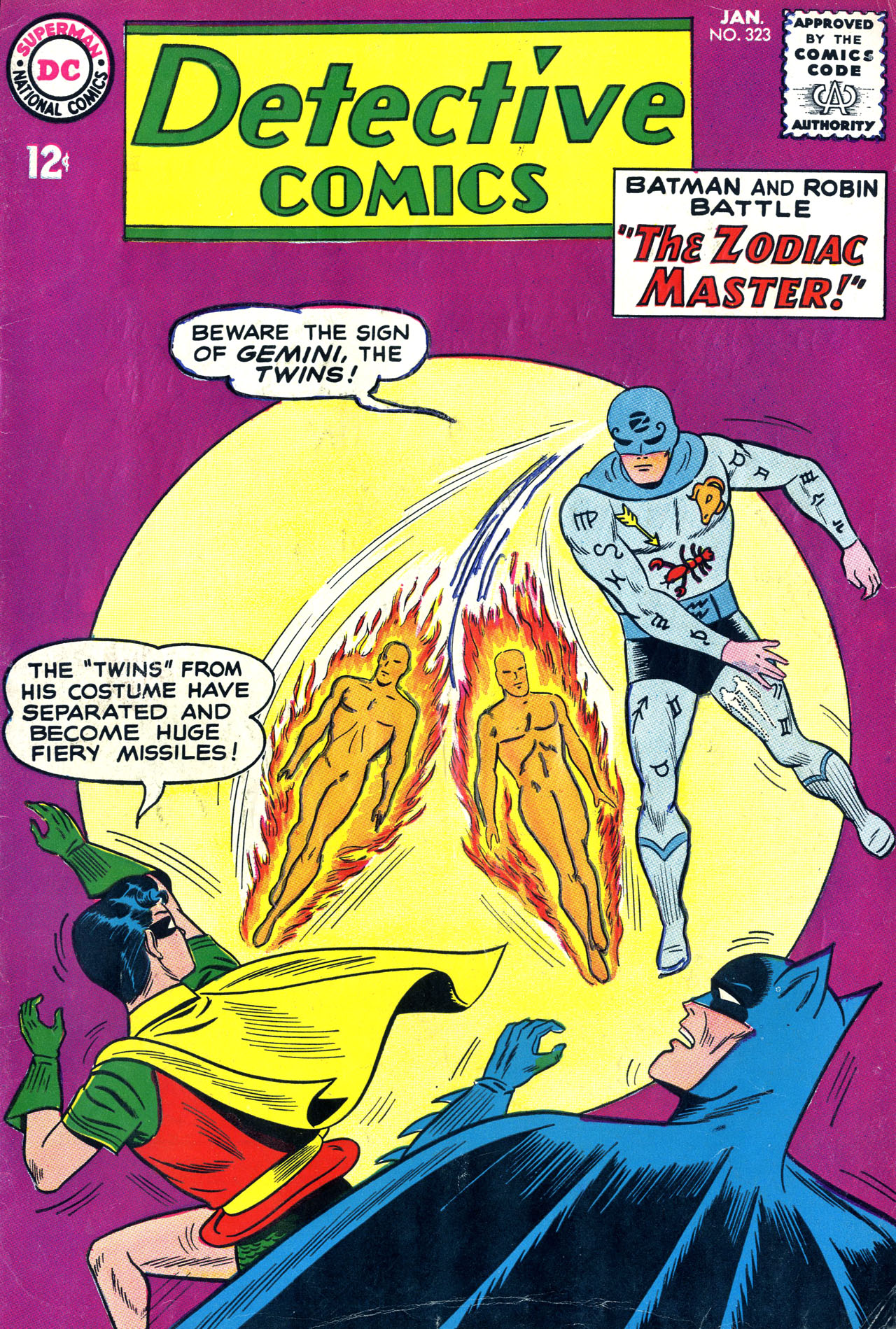 Detective Comics (1937) 323 Page 0