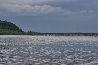 Susquehanna River from Marietta, PA