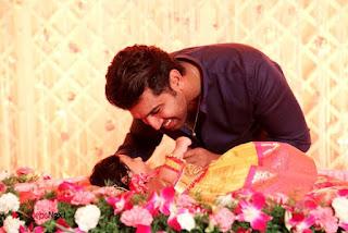 Rahul Actress Sridevi Vijaykumar Baby Rupikaa Naming Ceremony Pictures  0007.jpg