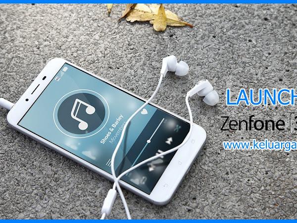 Launching Zenfone 3 Max: Ga Ada Matinya