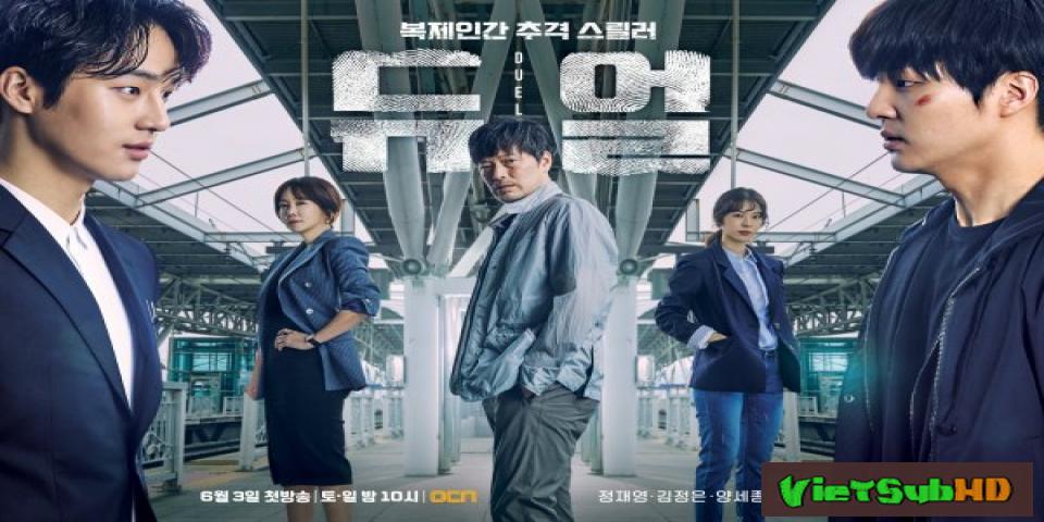 Phim Chống Lại Nhân Bản Tập 13 VietSub HD | Duel 2017